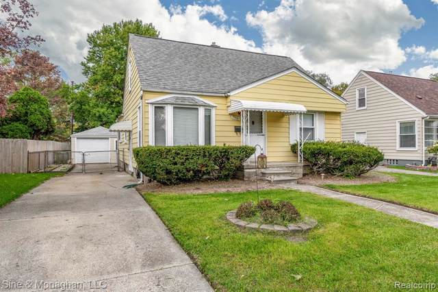 23051 Rosewood Street, Oak Park, MI 48237 (#219108378) :: The Mulvihill Group