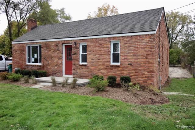 20941 Dunkirk Street, Farmington Hills, MI 48336 (#219108432) :: The Buckley Jolley Real Estate Team