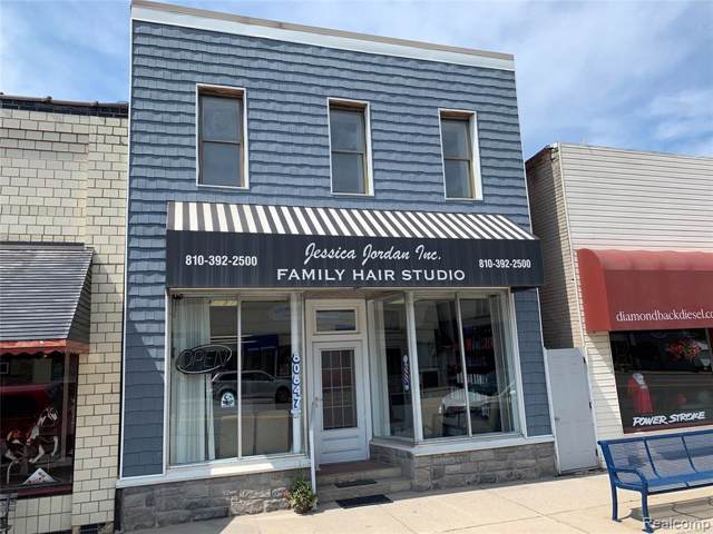 80847 Main Street, Memphis, MI 48041 (#219108442) :: The Buckley Jolley Real Estate Team