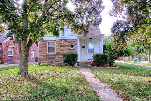 23351 Hollander Street, Dearborn, MI 48128 (#219108489) :: The Mulvihill Group