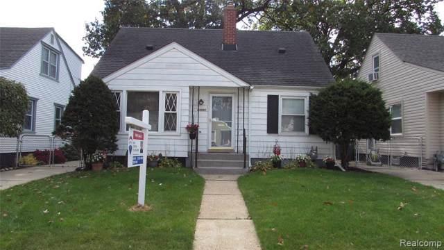 24909 Princeton Street, Dearborn, MI 48124 (#219108512) :: The Mulvihill Group