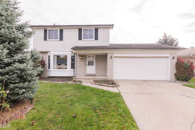 39554 Crystal, Sterling Heights, MI 48310 (#58031398333) :: The Mulvihill Group
