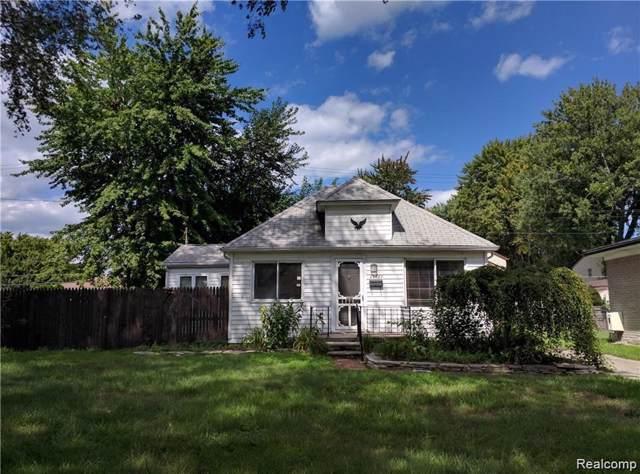 22027 Stephens Street, Saint Clair Shores, MI 48080 (#219108650) :: The Buckley Jolley Real Estate Team