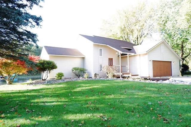 8933 W Scenic Lake Drive, Woodhull Twp, MI 48848 (#630000241945) :: Keller Williams West Bloomfield