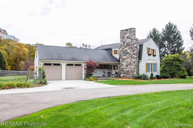 12475 Pecos Lane, Holly Twp, MI 48442 (#219108707) :: The Buckley Jolley Real Estate Team