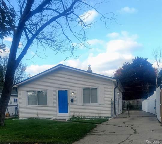7627 Anna Avenue, Warren, MI 48092 (#219108821) :: The Mulvihill Group