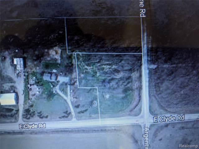 0000 Argentine, Oceola Twp, MI 48855 (#219108864) :: The Buckley Jolley Real Estate Team