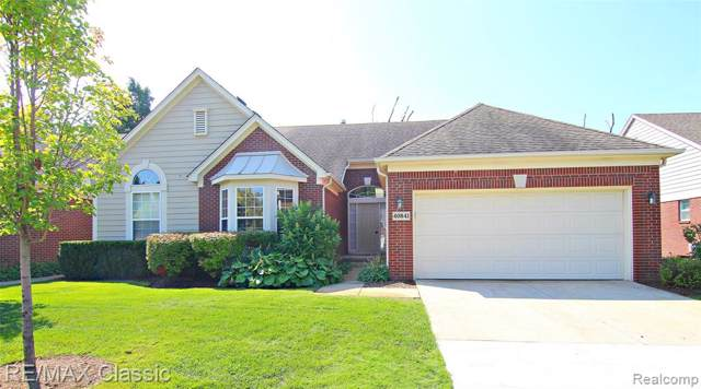 40841 Lenox Park Drive, Novi, MI 48377 (#219108964) :: Alan Brown Group