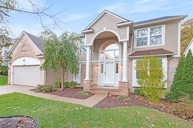 3167 Otter Creek Court #243, Ann Arbor, MI 48105 (#543269648) :: GK Real Estate Team