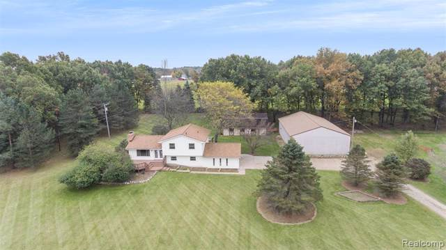 107 Willowby Lane, Putnam Twp, MI 48169 (#219109038) :: The Buckley Jolley Real Estate Team