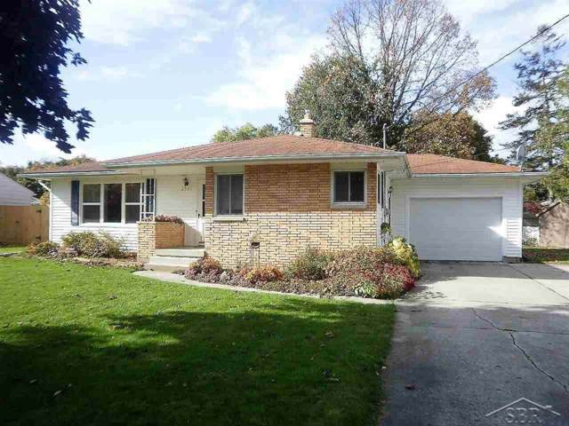 2581 Valley, Saginaw Twp, MI 48603 (#61031398472) :: GK Real Estate Team