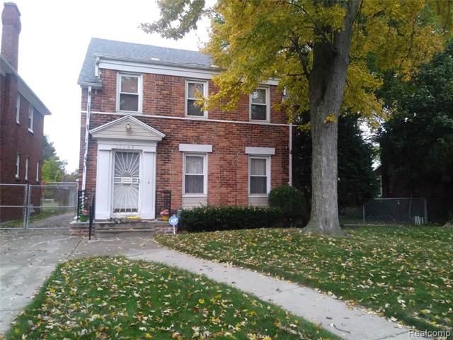17544 Woodingham Drive, Detroit, MI 48221 (#219109074) :: Team DeYonker