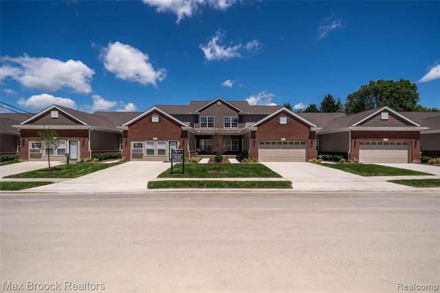 3018 Brentwood Road, Auburn Hills, MI 48326 (MLS #219109110) :: The Toth Team