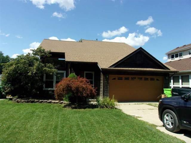 39661 Arbor St, Harrison Twp, MI 48045 (#58031398494) :: GK Real Estate Team