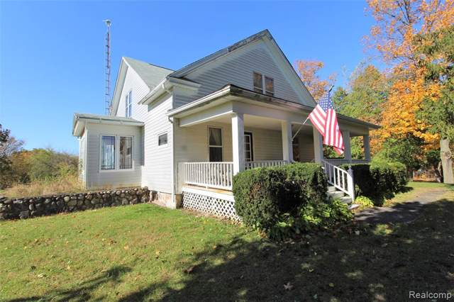 1242 Clark Road, Lapeer Twp, MI 48446 (#219109144) :: GK Real Estate Team