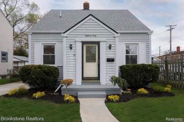 1840 Hyland Street, Ferndale, MI 48220 (#219109171) :: GK Real Estate Team