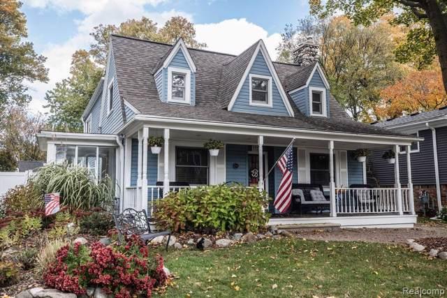 1728 Sycamore Avenue, Royal Oak, MI 48073 (#219109173) :: GK Real Estate Team