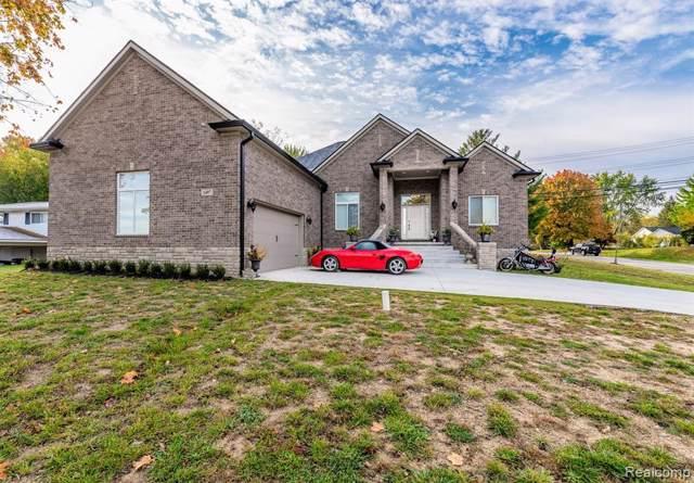 1497 Walton Boulevard, Rochester Hills, MI 48309 (#219109182) :: The Buckley Jolley Real Estate Team