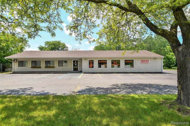 1660 S Ortonville Road, Brandon Twp, MI 48462 (#219109202) :: The Buckley Jolley Real Estate Team