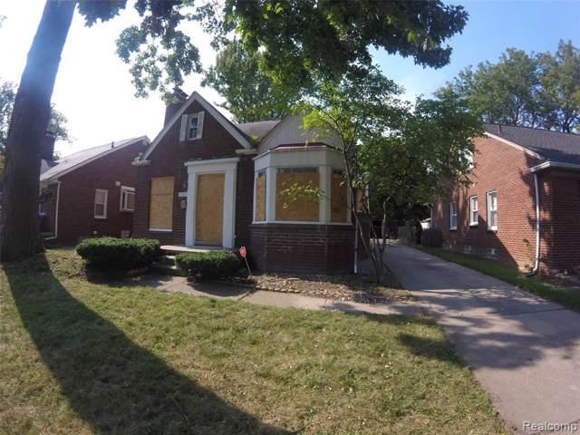 19143 Rolandale St, Detroit, MI 48236 (MLS #219109235) :: The Toth Team
