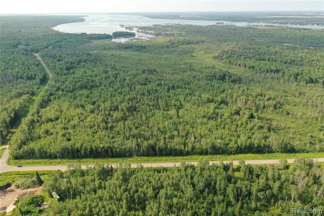 00 Sugar Island, Sugar Island Twp, MI 48783 (#219109241) :: The Buckley Jolley Real Estate Team