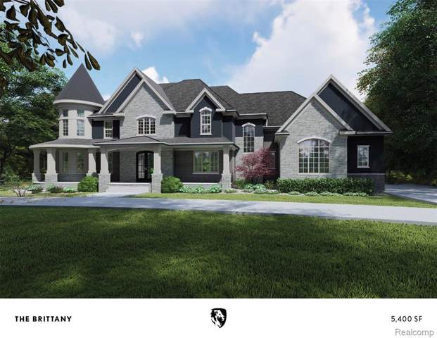 2475 Charnwood Drive, Troy, MI 48098 (#219109305) :: The Mulvihill Group