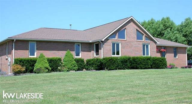 3365 Knoll Road, Mussey Twp, MI 48014 (#219109326) :: The Buckley Jolley Real Estate Team