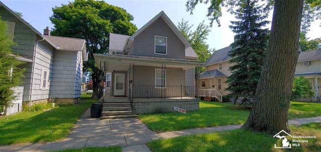 709 E 3RD, Monroe, MI 48161 (MLS #57031398621) :: The Toth Team