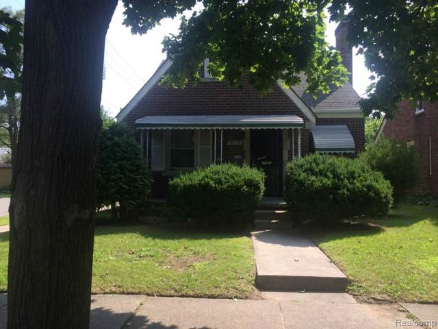16776 Saint Marys Street, Detroit, MI 48235 (MLS #219109658) :: The Toth Team
