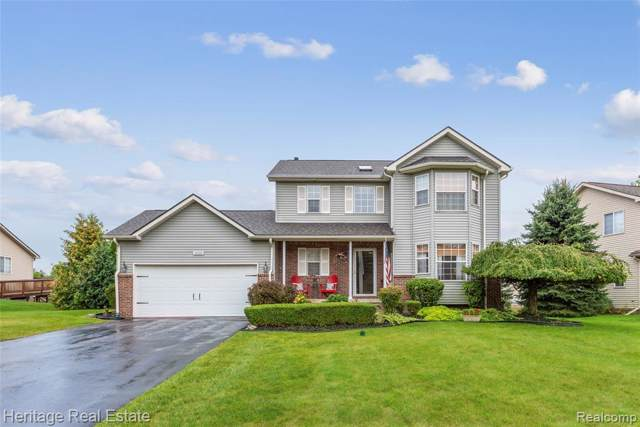 6028 Maple Trail, Grand Blanc Twp, MI 48439 (#219109686) :: The Buckley Jolley Real Estate Team
