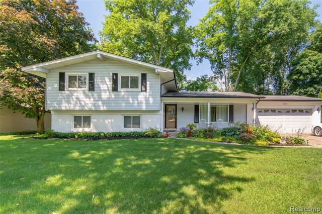 23085 Balcombe, Novi, MI 48375 (#219109720) :: RE/MAX Nexus