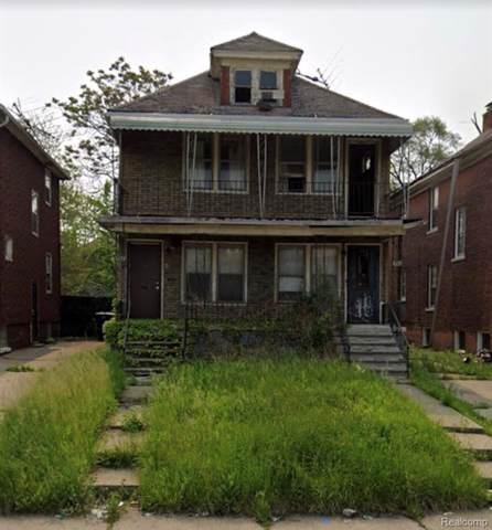 5373 Joy Rd, Detroit, MI 48204 (#219109929) :: Alan Brown Group