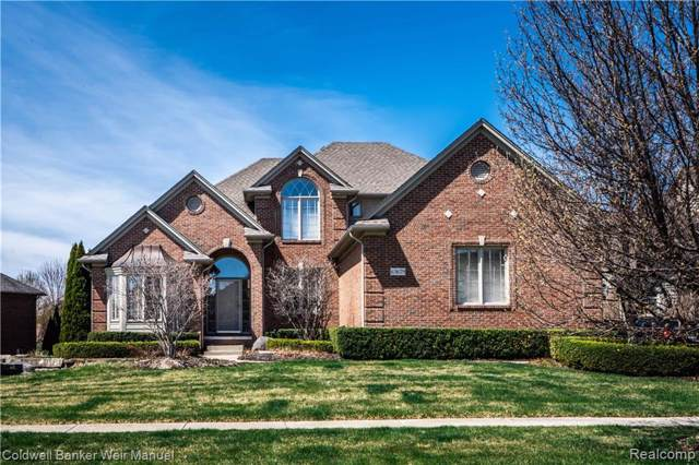 63679 Dover Ct, Washington Twp, MI 48095 (#219109960) :: GK Real Estate Team