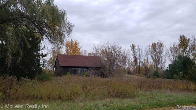 VL Swaffer Road, Vassar Twp, MI 48746 (#219109980) :: The Buckley Jolley Real Estate Team