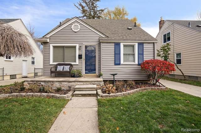 606 N Dorchester Avenue, Royal Oak, MI 48067 (#219110021) :: The Alex Nugent Team | Real Estate One