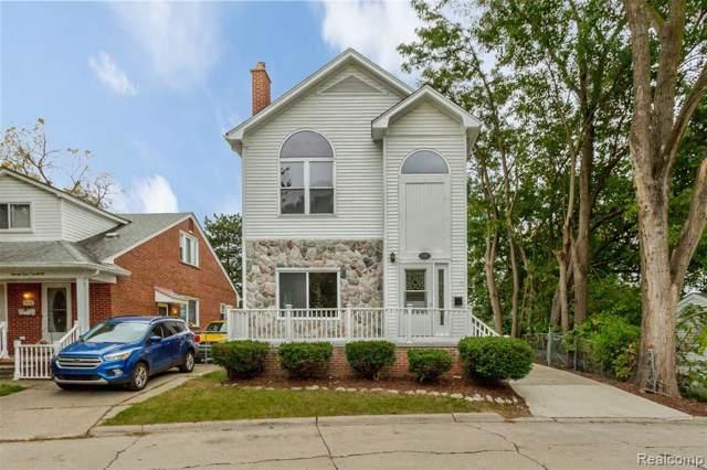 2431 Westpoint Street, Dearborn, MI 48124 (#219110026) :: The Buckley Jolley Real Estate Team