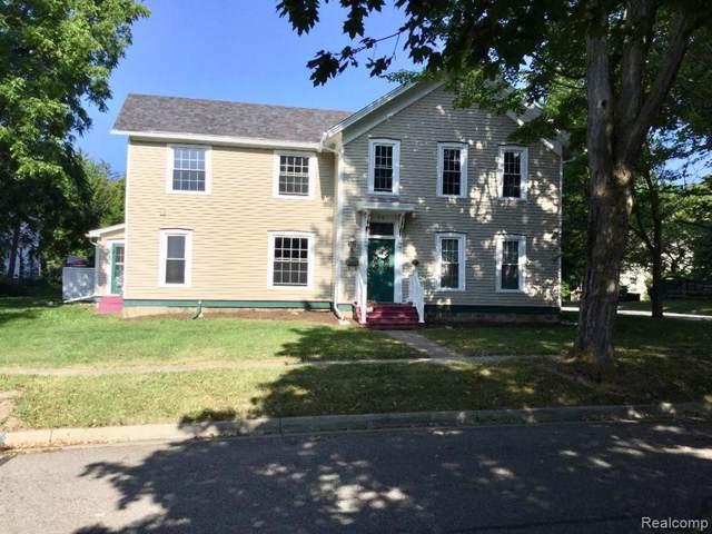 641 N Washington Street, Lapeer, MI 48446 (#219110079) :: GK Real Estate Team