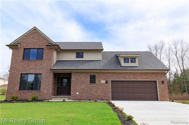 4480 Grass Lake Rd, White Lake Twp, MI 48383 (#219110198) :: The Buckley Jolley Real Estate Team