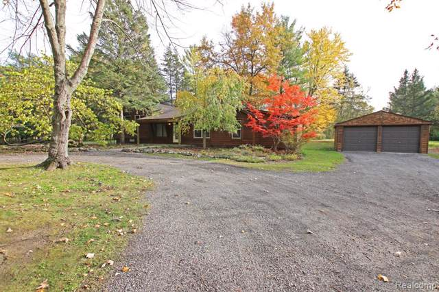 3408 Hummer Lake Road, Brandon Twp, MI 48462 (#219110317) :: GK Real Estate Team