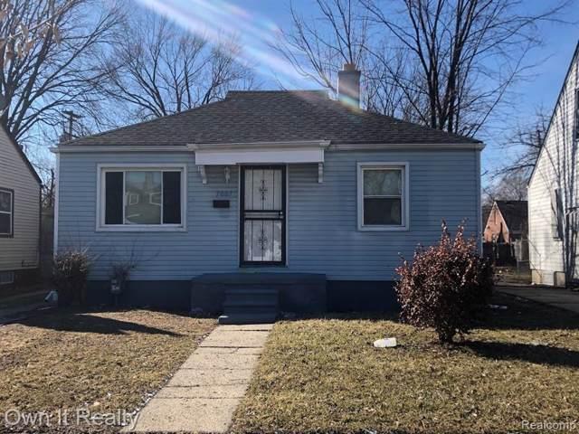 7667 Vaughan Street, Detroit, MI 48228 (#219110322) :: The Buckley Jolley Real Estate Team