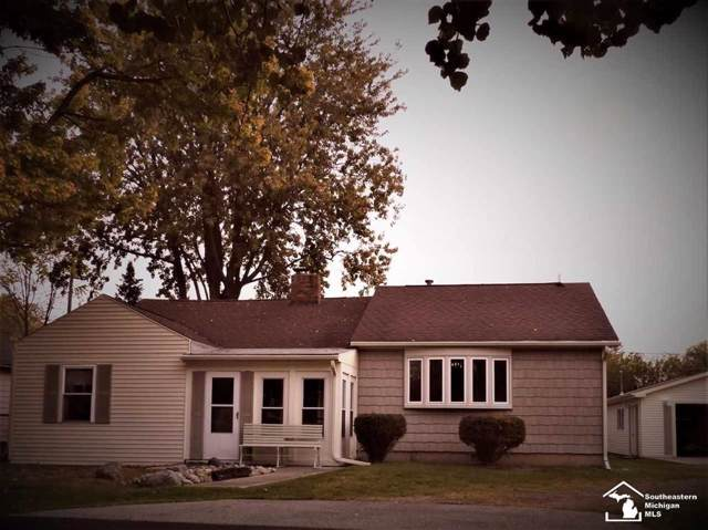 3203 Woodland Blvd., Frenchtown Twp, MI 48162 (#57031398831) :: Alan Brown Group