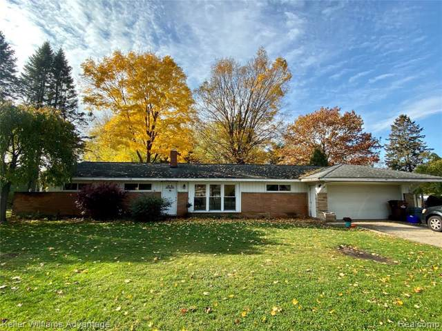 1400 Shaw Street, Walled Lake, MI 48390 (#219110429) :: Duneske Real Estate Advisors