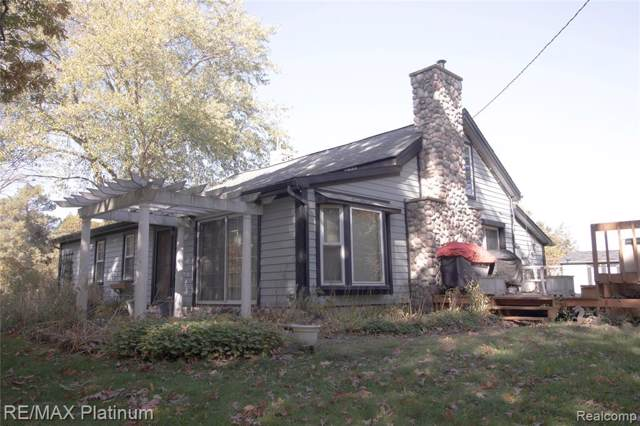 6761 Chilson Road, Hamburg Twp, MI 48843 (#219110457) :: GK Real Estate Team