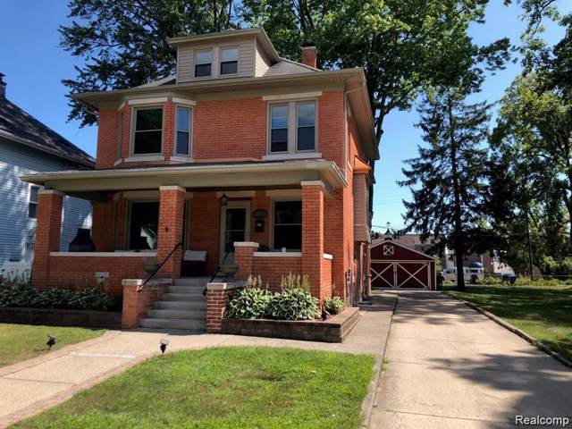 22353 Morley Avenue, Dearborn, MI 48124 (#219110547) :: RE/MAX Nexus