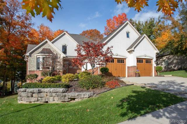 543 Bloomer Ridge Drive, Rochester, MI 48307 (#219110587) :: RE/MAX Nexus