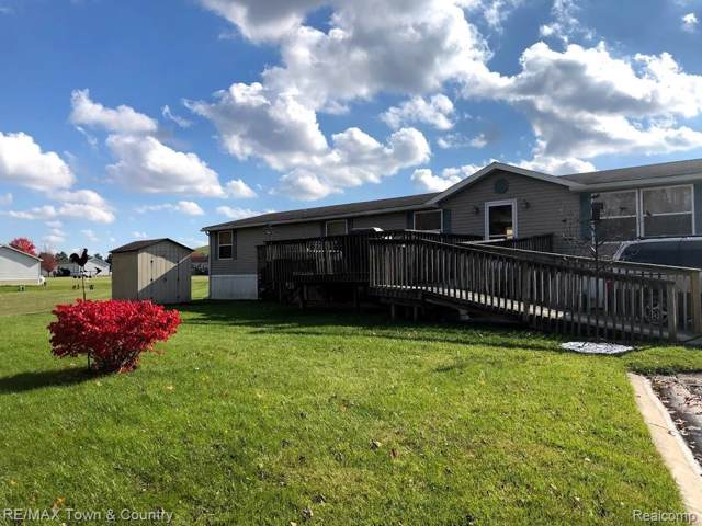 12074 Rosemary, Montrose Twp, MI 48457 (MLS #219110759) :: The Toth Team