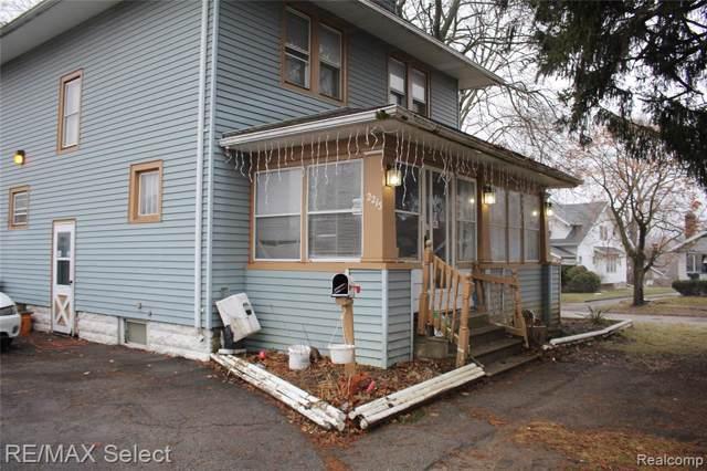 2215 Monteith Street, Flint, MI 48504 (#219110840) :: The Buckley Jolley Real Estate Team