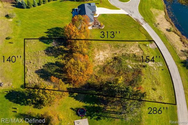715 Orchard Ridge Court, Brandon Twp, MI 48462 (#219110927) :: The Buckley Jolley Real Estate Team