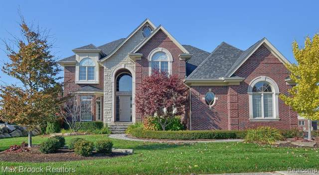 1444 Traceky, Rochester Hills, MI 48306 (#219111027) :: GK Real Estate Team