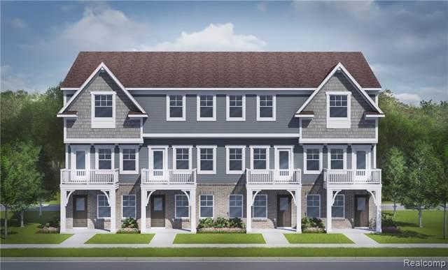 557 Parkdale Lane Lane #30, Ferndale, MI 48220 (#219111051) :: The Alex Nugent Team | Real Estate One